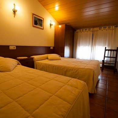 BEDROOM LOS ARRIBES
